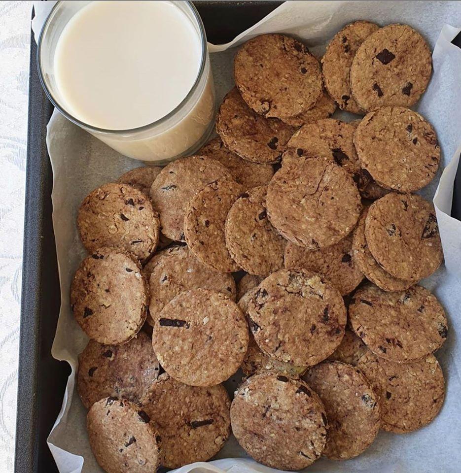 Legjobb keksz a fogyáshoz Si és Dave fogyás