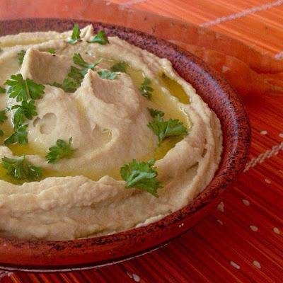 Humusz (gluténmentes vegán recept) - Éhezésmentes..